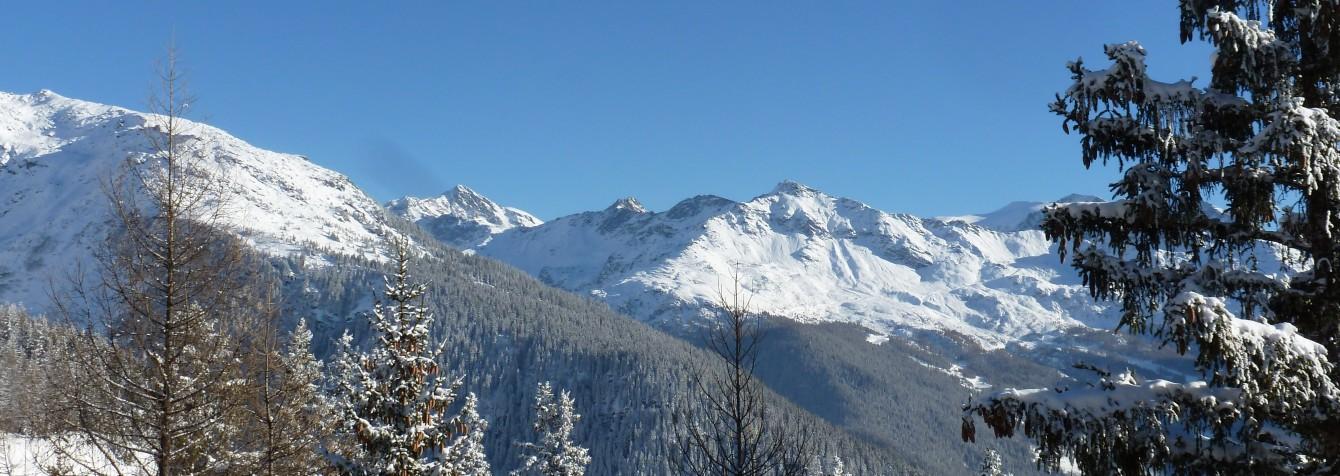 La Rosière - Vue hiver - Florence Gaide