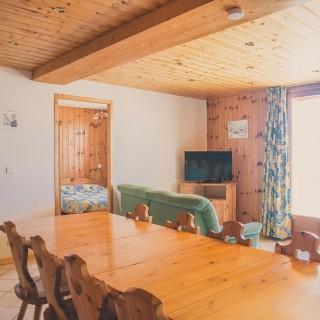 La Rosière - Chalet le Montana - Hiver - Eve Hilaire studiodes2prairies