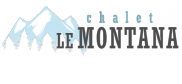 Logo chalet le montana